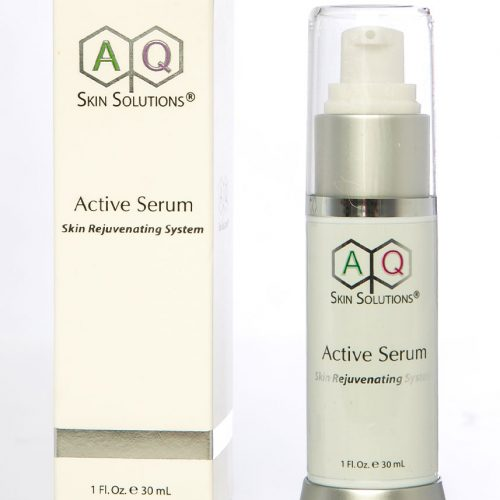 AQ Active Serum Skin Rejuvenating System