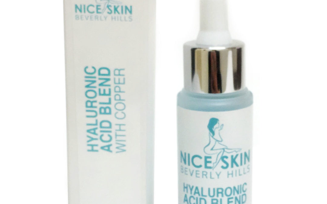 Finally, the HYALURONIC blend has arrived !