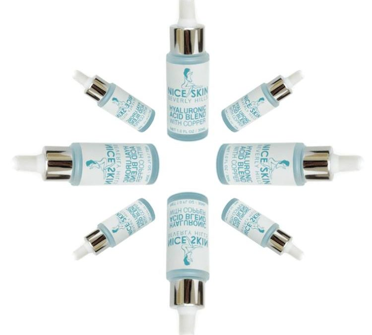 Seriously, we can't get enough of our Hyaluronic Serum !