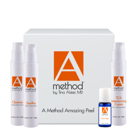 A method amazing peel kit